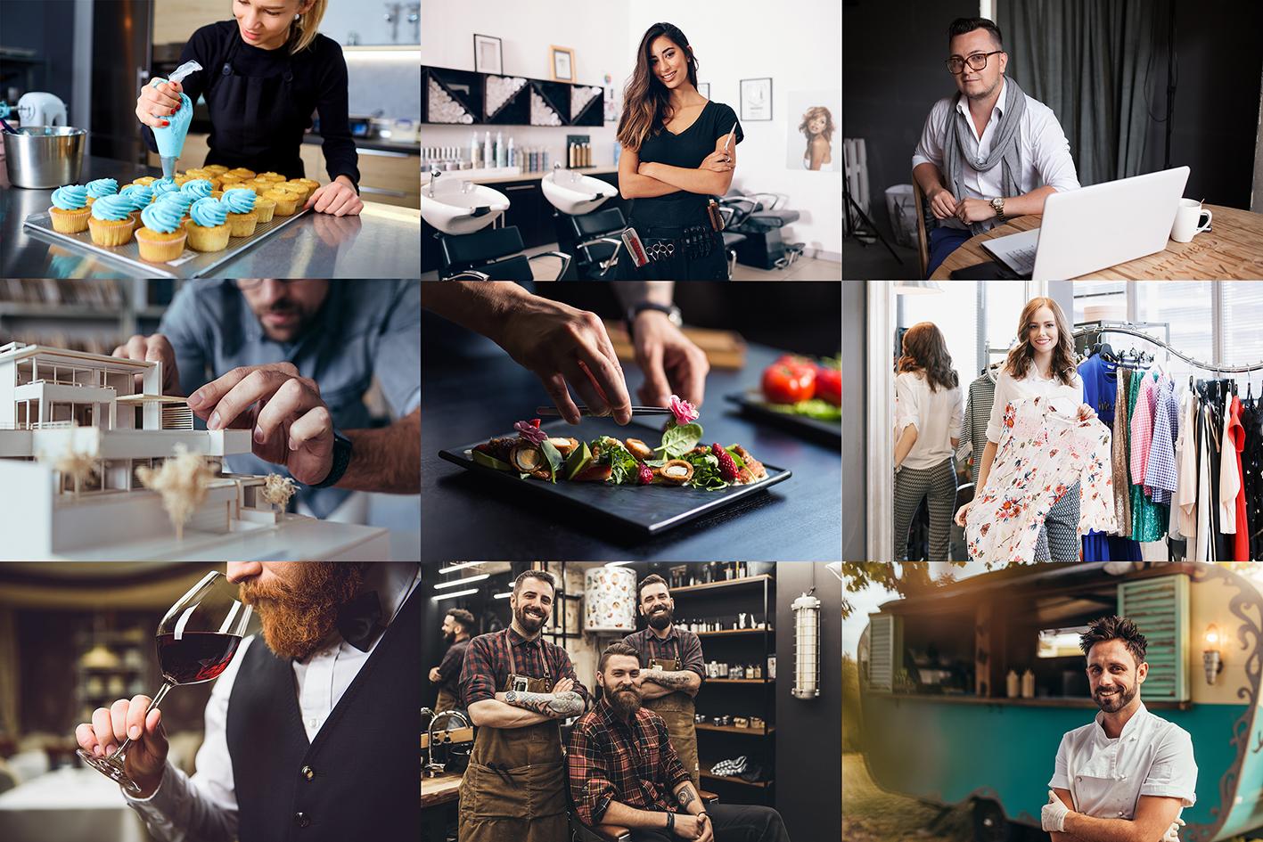 portrait reportage photo corporate business entrepreneur artisan free lance photos gratuites paris