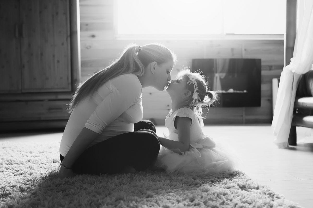 seance grossesse lifestyle avec enfant