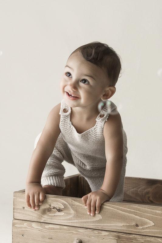 préparer une séance photo bébé